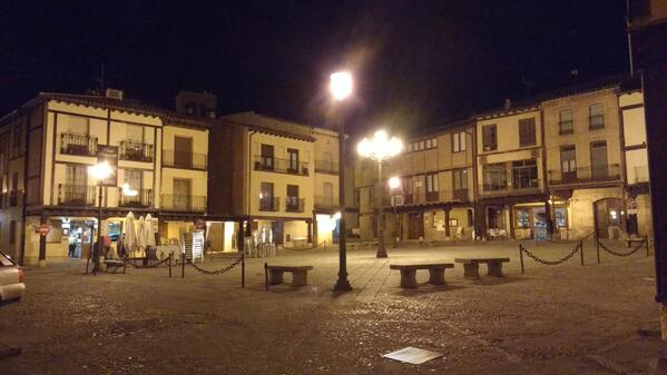 Plaza Mayor de Berlanga